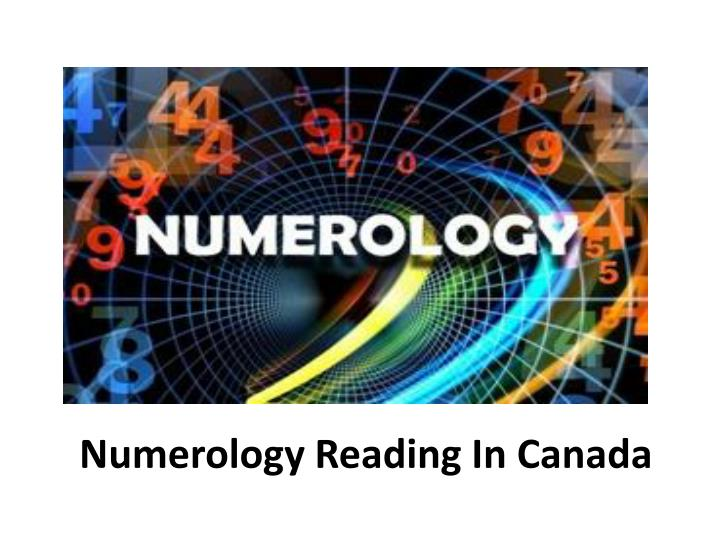 Numerology Reading In Canada