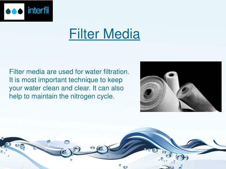 Filter Media