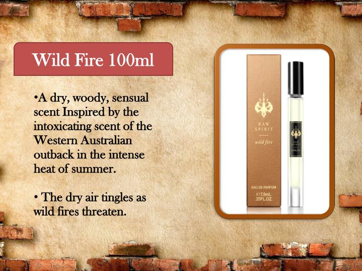 Wild Fire 100ml