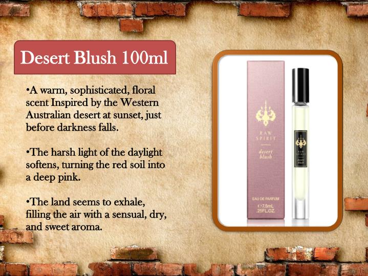 Desert Blush 100ml