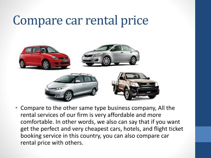 Find cheap car hire fast and hit the road happy with Skyscanner. Search the world's top car hire companies. Instantly compare prices. Then book direct with the car rental .
