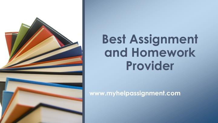 assignment provider Assignment provider australia one of best assignment help in australia we write  assignment that help to get good marks in exam based on australian education.