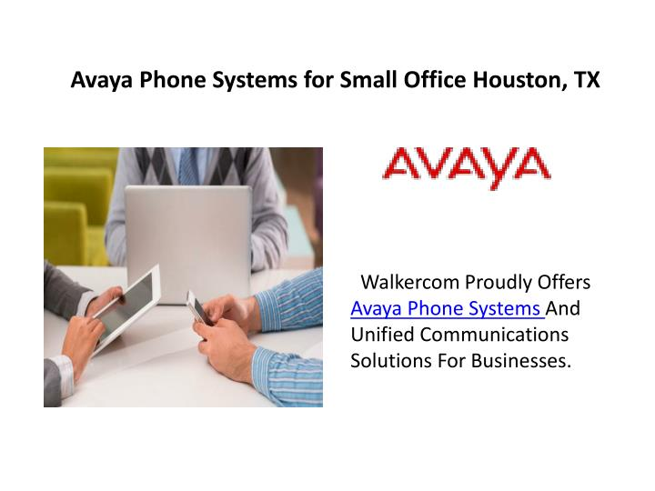 Avaya phone systems for small office houston tx