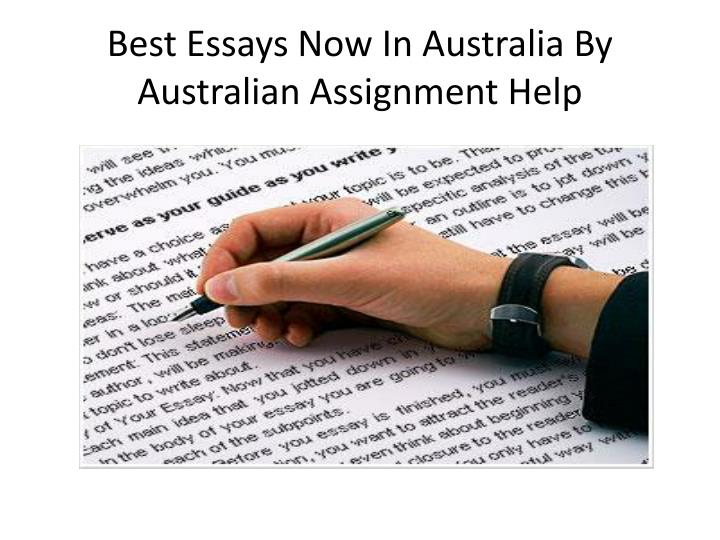 Australian Assignments Help Offers Features