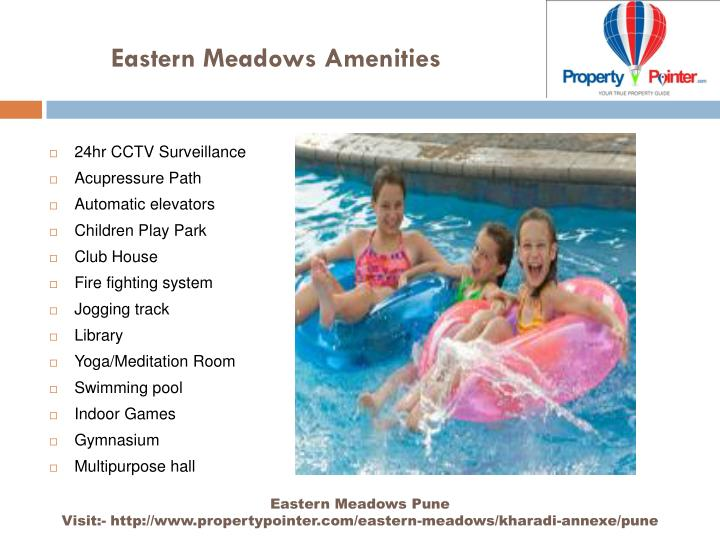 Eastern Meadows Amenities