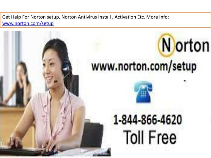 ppt norton setup powerpoint presentation id. Black Bedroom Furniture Sets. Home Design Ideas