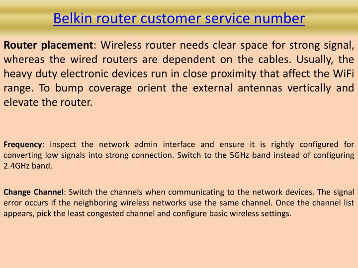 how to turn a belkin router into a wifi booster