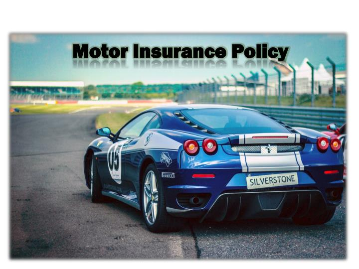 Ppt How To Buy Motor Insurance Policy Online Powerpoint