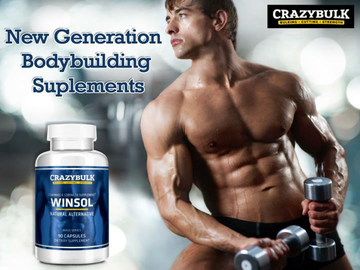New generation bodybuilding supplement