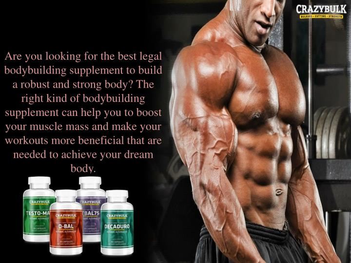 Are you looking for the best legal bodybuilding supplement to build a robust and strong body? The ri...