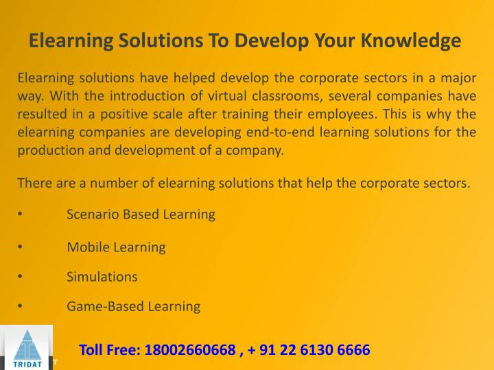 how to develop your knowledge