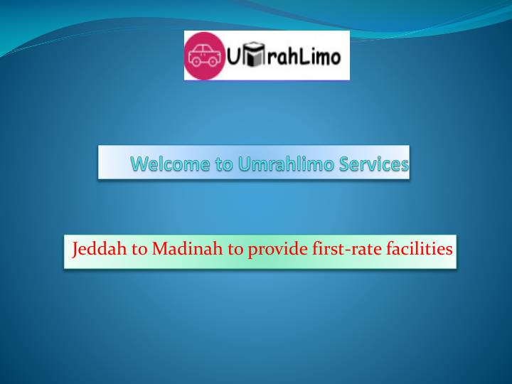 welcome to umrahlimo services