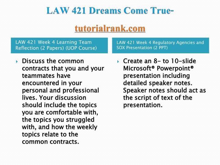 Law 421 week 4 case scenario big time toymaker