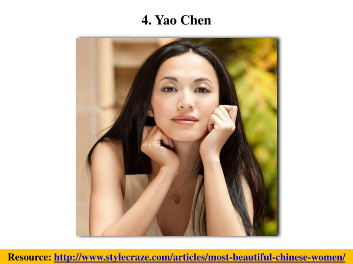 4. Yao Chen