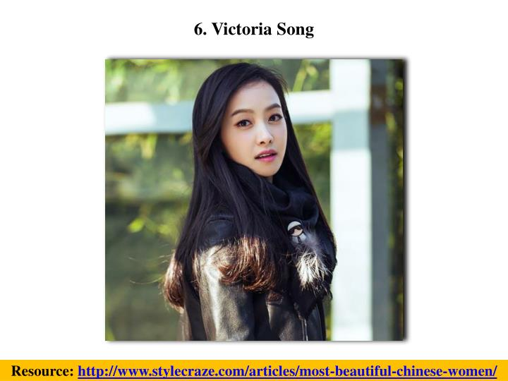 6. Victoria Song