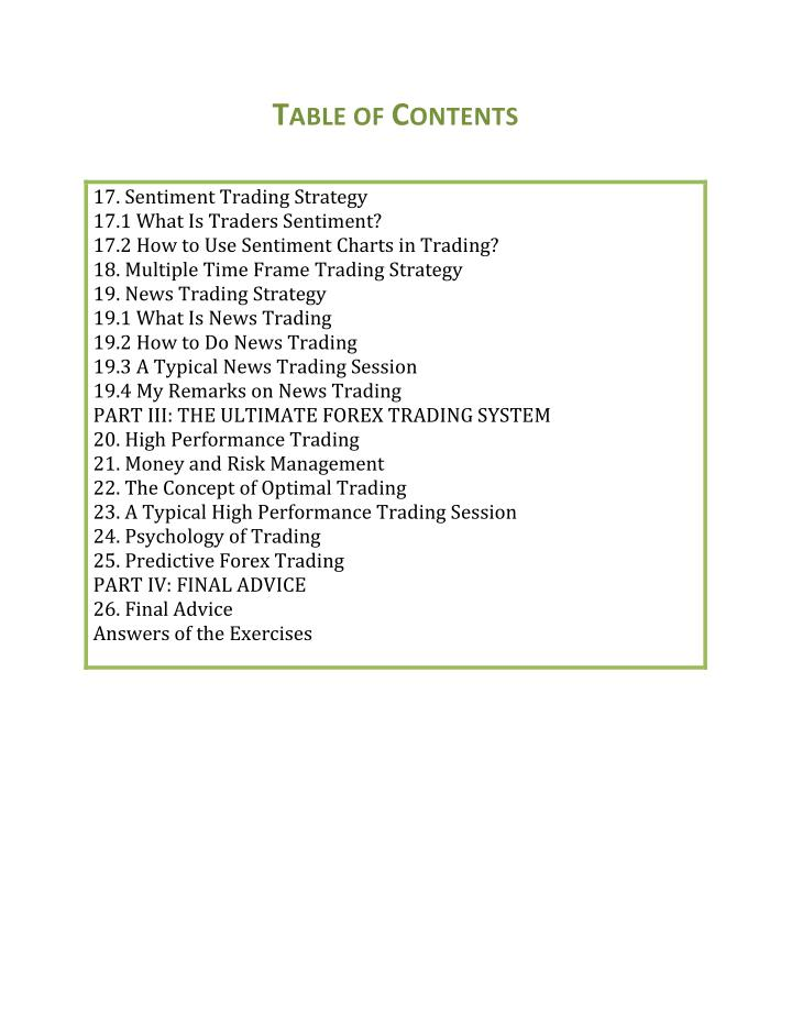 Best books to learn forex trading