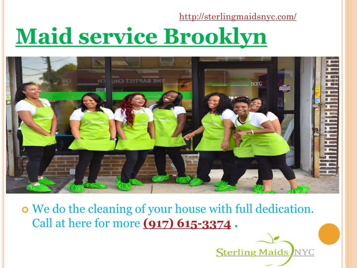 ppt cleaning service new york powerpoint presentation
