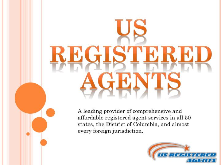 Us registered agents