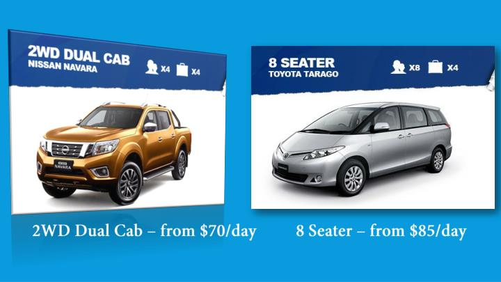 Car Hire Adelaide Airport  Seater