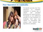 tour operators in cambodia