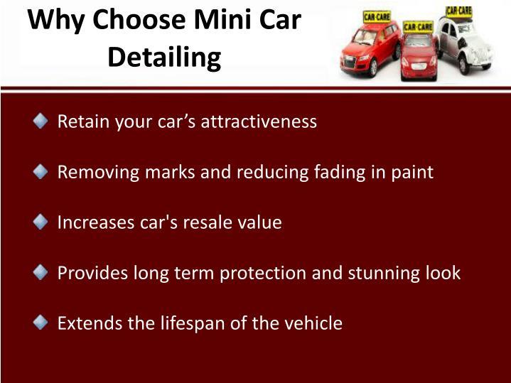 Why Choose Mini Car