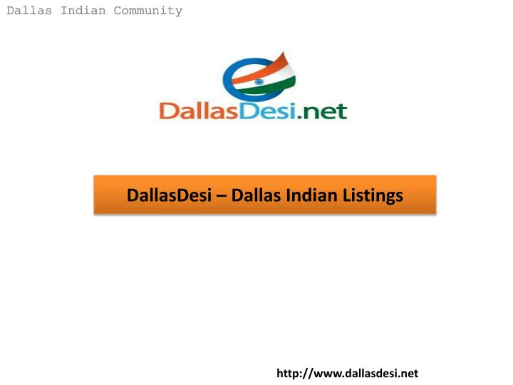 Dallasdesi dallas indian listings