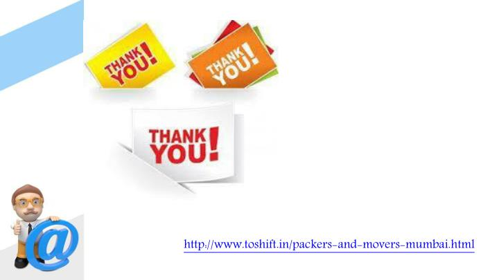 http://www.toshift.in/packers-and-movers-mumbai.html