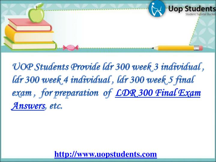 mkt 571 week 6 final exam