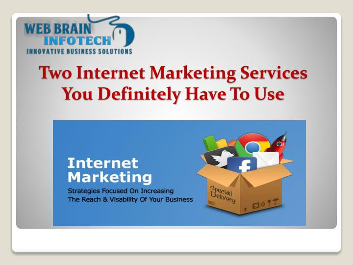 seo and internet marketing services