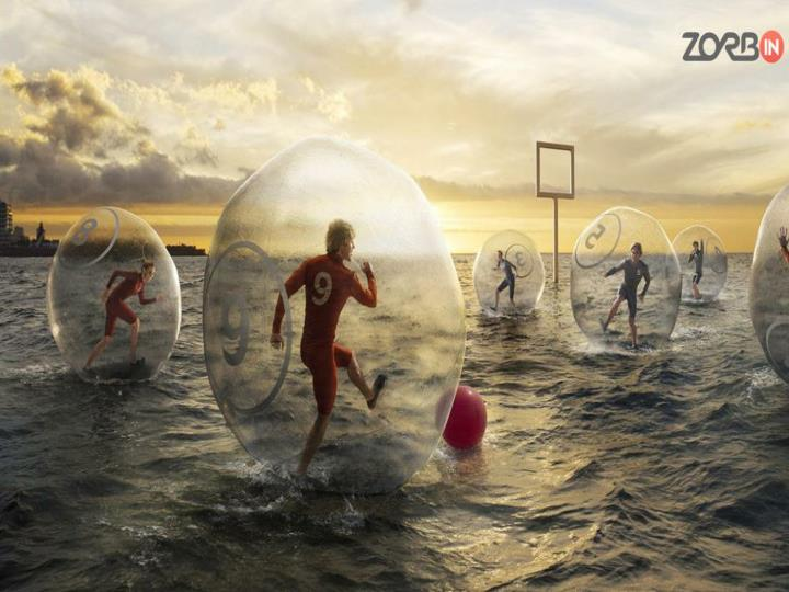 World s largest manufacturer and supplier of zorb balls