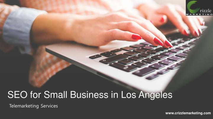 SEO for Small Business in Los Angeles