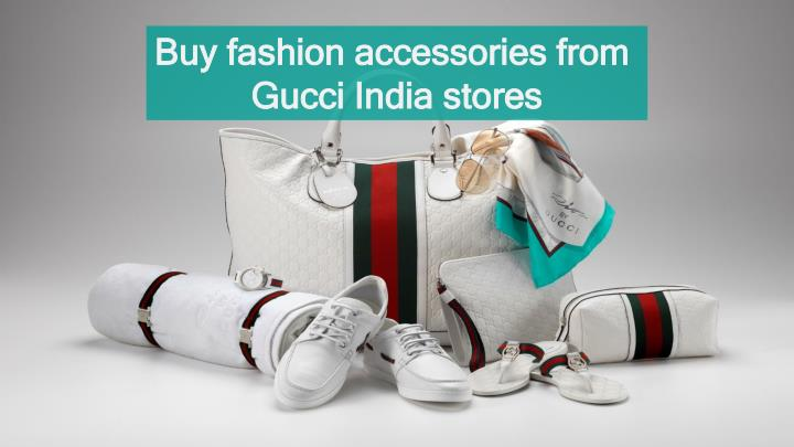 Buy fashion accessories from