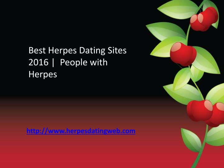 Herpes dating online