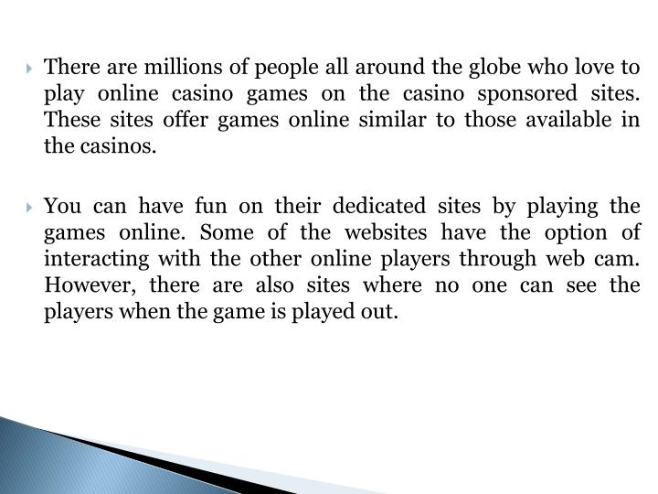 why people continue to play online Simply considered as online meeting people, it makes a ton of sense i've already expressed my argument for why in two posts: one on how critical it is to find the right life partner and how seriously we should take that quest, and another on why going to bars is a terrible life experience.