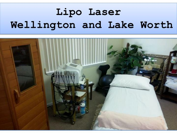 Lipo laser wellington and lake worth
