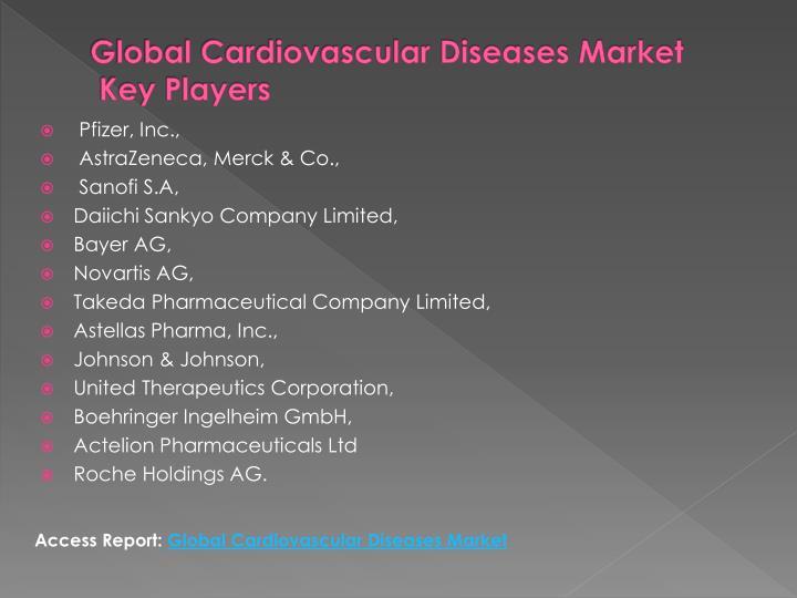 Global Cardiovascular Diseases Market