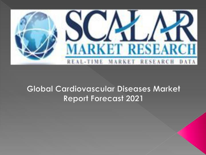 Global cardiovascular diseases market report forecast 2021