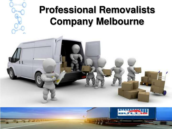 Professional Removalists Company Melbourne