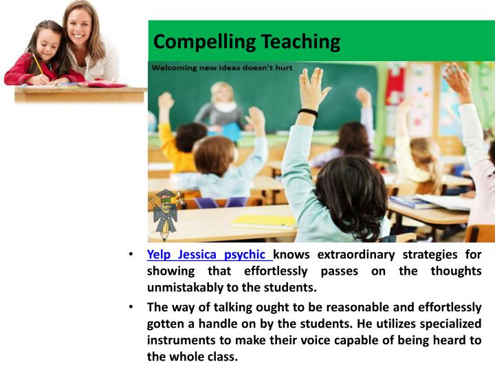 Compelling Teaching