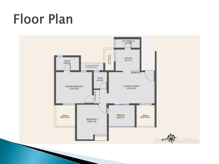 Ppt lavish flats in hinjewadi at vilas jawdekar yashwin for Floor plans presentation