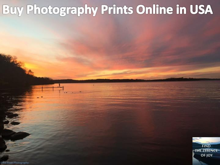 Buy Photography Prints Online in USA