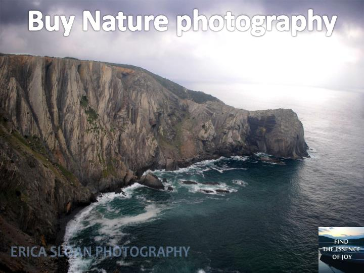 Buy Nature photography