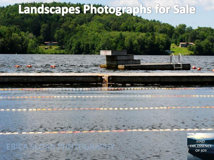Landscapes Photographs for Sale