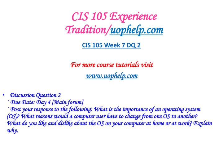 cis 502 midterm exam Cis 502 technical paper week 10 assignment risk assessment cis 359 midterm exam week 5 buy now from below:.