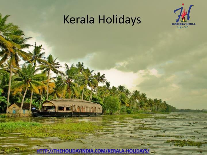 Kerala Holidays