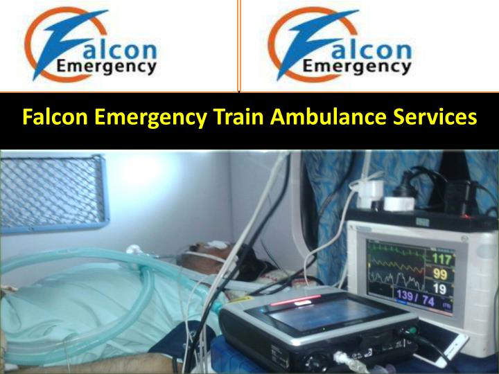 Falcon emergency train ambulance services