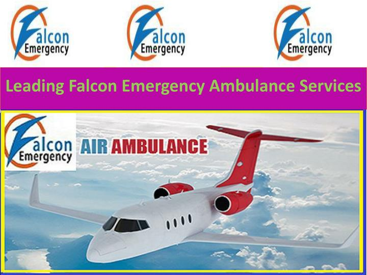 Leading falcon emergency ambulance services