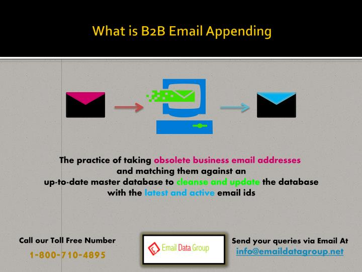 The practice of taking obsolete business email addresses