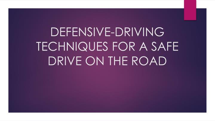 Coupon code for safety serve defensive driving