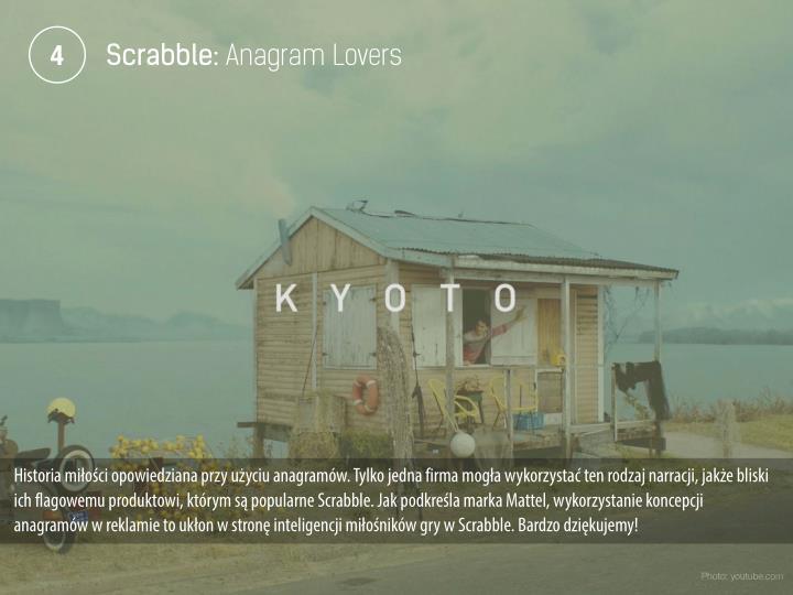 Scrabble: